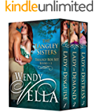 The Langley Sisters Collection: (Books 1-3) A Regency Romance Collection