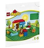 Lego 2304 Duplo Große Bauplatte Grün, Kreatives Vorschulspielzeug