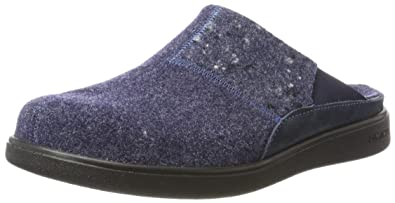 Romika Damen Mikado 98 Pantoffeln, Blau (Blau-Kombi (501)), 43 EU