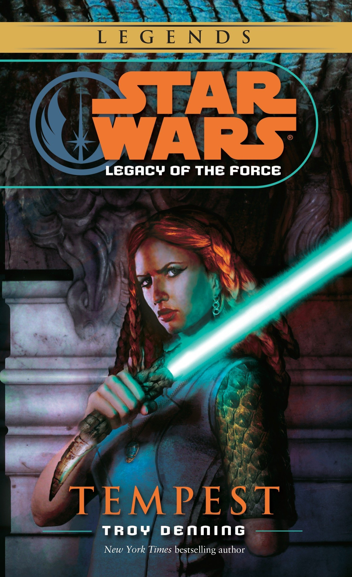 Tempest Star Wars Legends Legacy Of The Force Star Wars Legacy Of