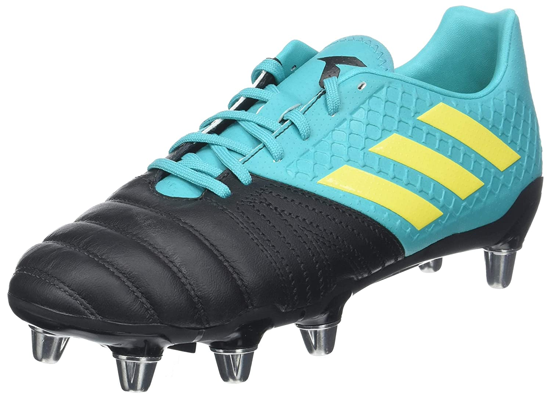 Noir (Negbás Amasho Agalre 000) adidas Kakari Elite (SG), Chaussures de Rugby Homme 41 1 3 EU