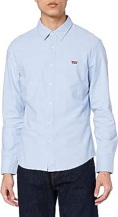 Levi's LS Battery Hm Shirt Slim Camisa para Hombre
