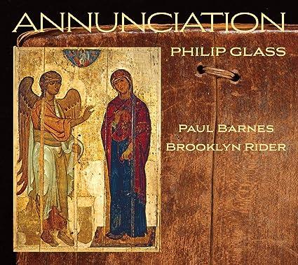 Glass: Annunciation