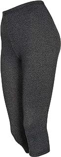 DeDavide Damen Squash Shorts in 3/4 Größe aus Baumwolle, 16