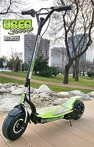 Trottinette électrique Uberscoot S300