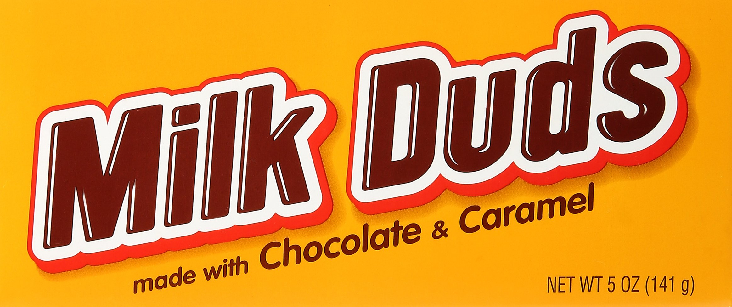 HERSHEY'S Milk Duds Candy, 5 Ounce