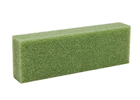 FloraCraft Styrofoam Block 1.9 Inch x 3.9 Inch x 11.8 Inch Green