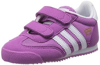 competitive price 260b1 04407 adidas Originals Dragon Cf I, Baskets mode bébé fille Amazon.fr Chaussures  et Sacs