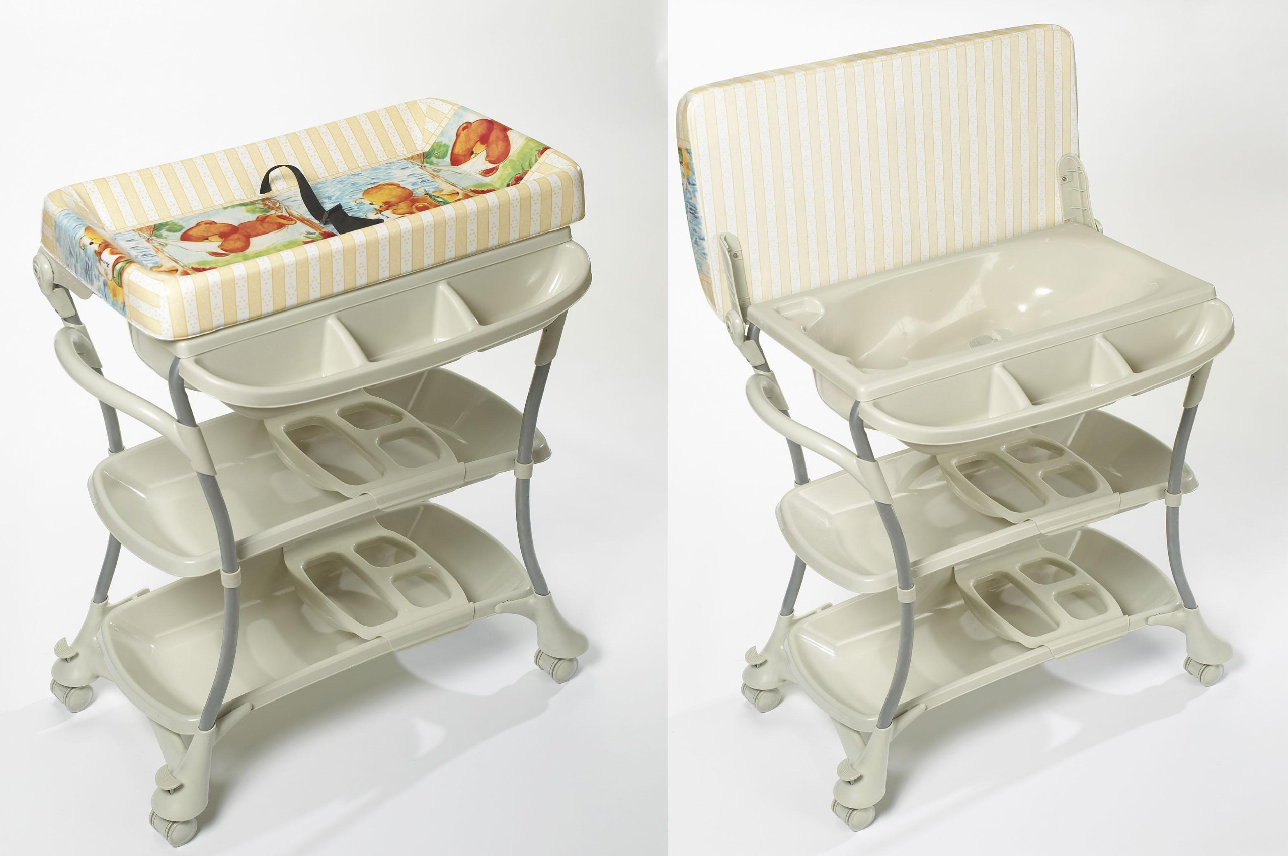 Primo Euro Spa Baby Bath and Changing Table by PRIMO