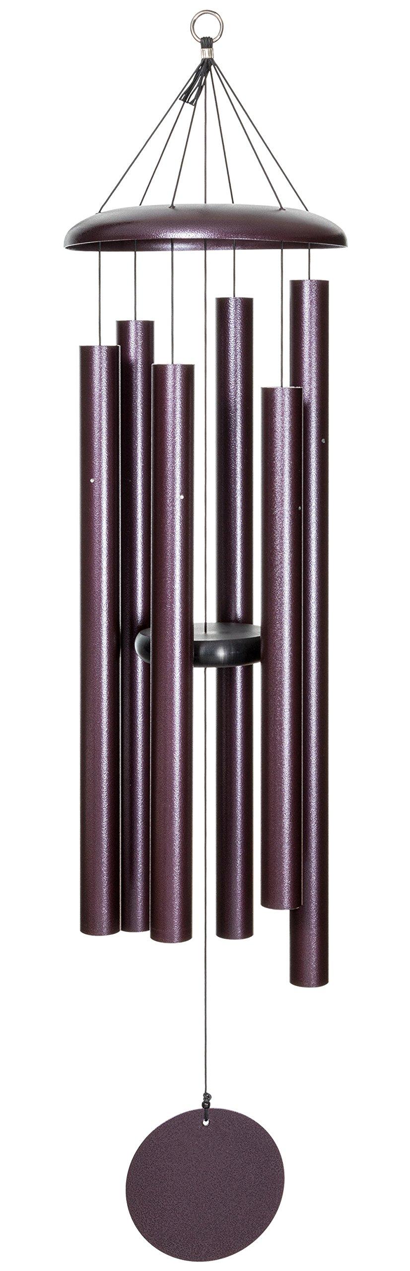 Corinthian Bells 50-inch Windchime, Plum