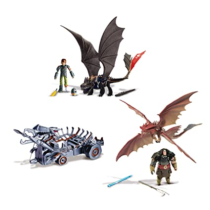 Amazon dreamworks dragons how to train your dragon 2 power dreamworks dragons how to train your dragon 2 power dragon attack set ccuart Images