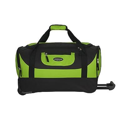 "Travelers Club Luggage Adventure 20"" Multi-Pocket Sports"