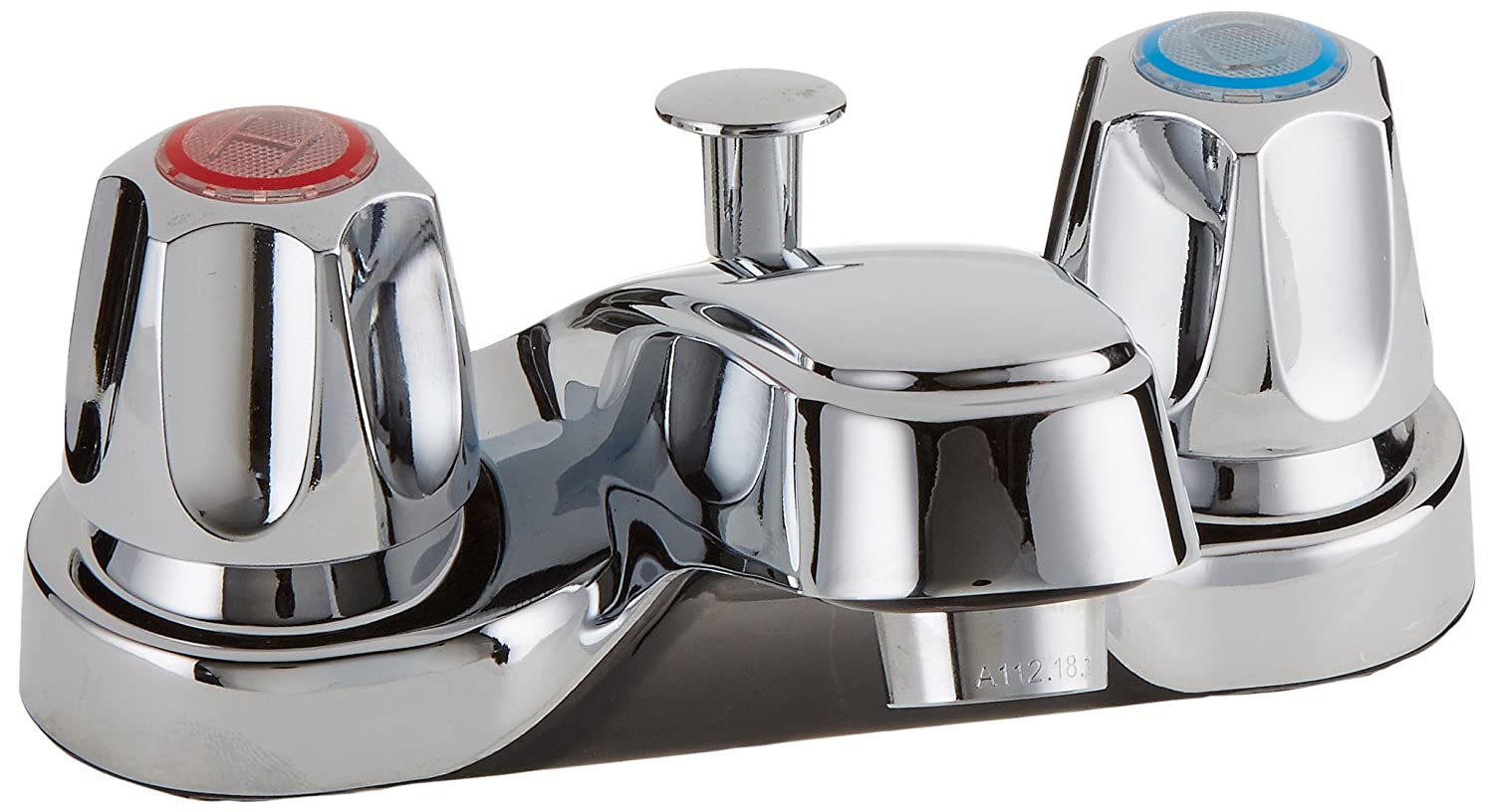 HOMEWERKS WORLDWIDE F40K1403CP BayPointe Chrome 2 Hand Lavatory Faucet
