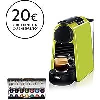 Nespresso De'Longhi Essenza Mini EN85.L - Cafetera monodosis