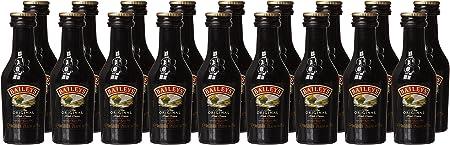 Baileys Irish Cream Whisky Liqueur 5cl Miniature - 20 Pack