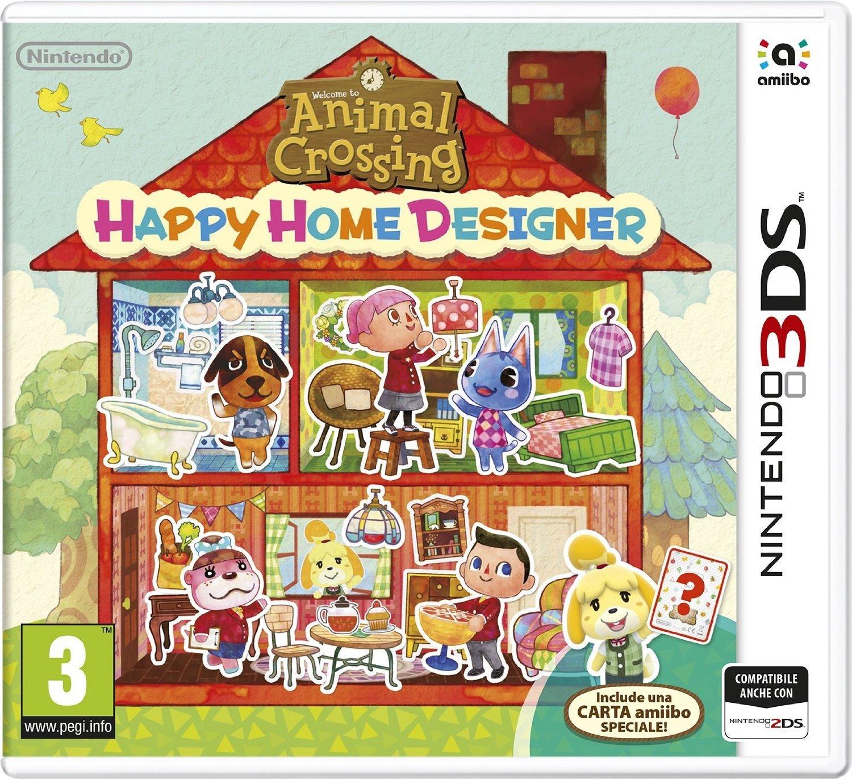 Nintendo Animal Crossing: Happy Home Designer - Juego ...