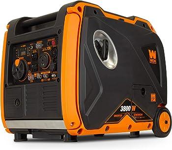 WEN 56380i Super Quiet 3800 Watt Gas-Powered Portable Generator