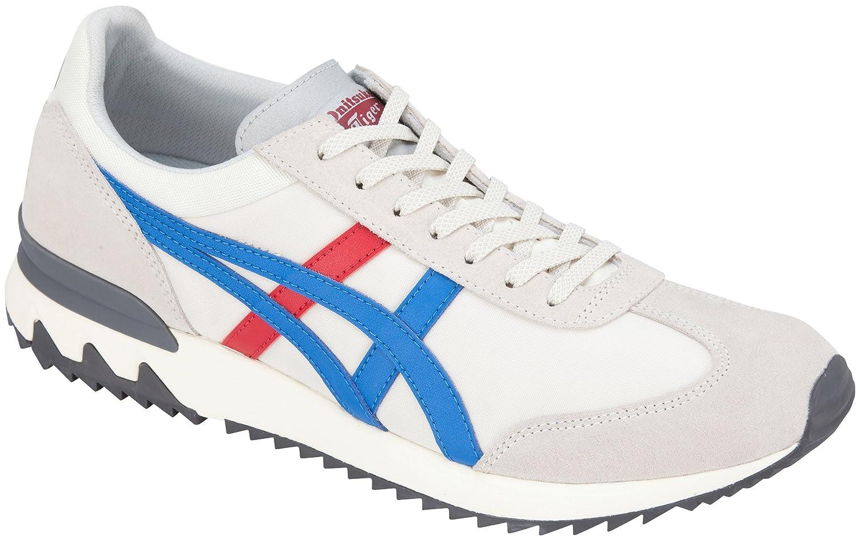 Blanc Cassé (Creamclassic bleu 0042) ASICS California 78 Ex, Chaussures de Running Mixte Adulte 38 EU