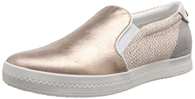 Geox Women's D Modesty C Loafers: Amazon.co.uk: Shoes & Bags