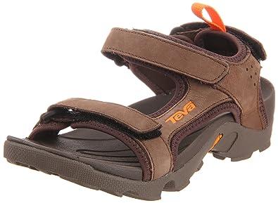 369ef353561c Teva Tanza Leather Sandal Junior  Amazon.co.uk  Sports   Outdoors
