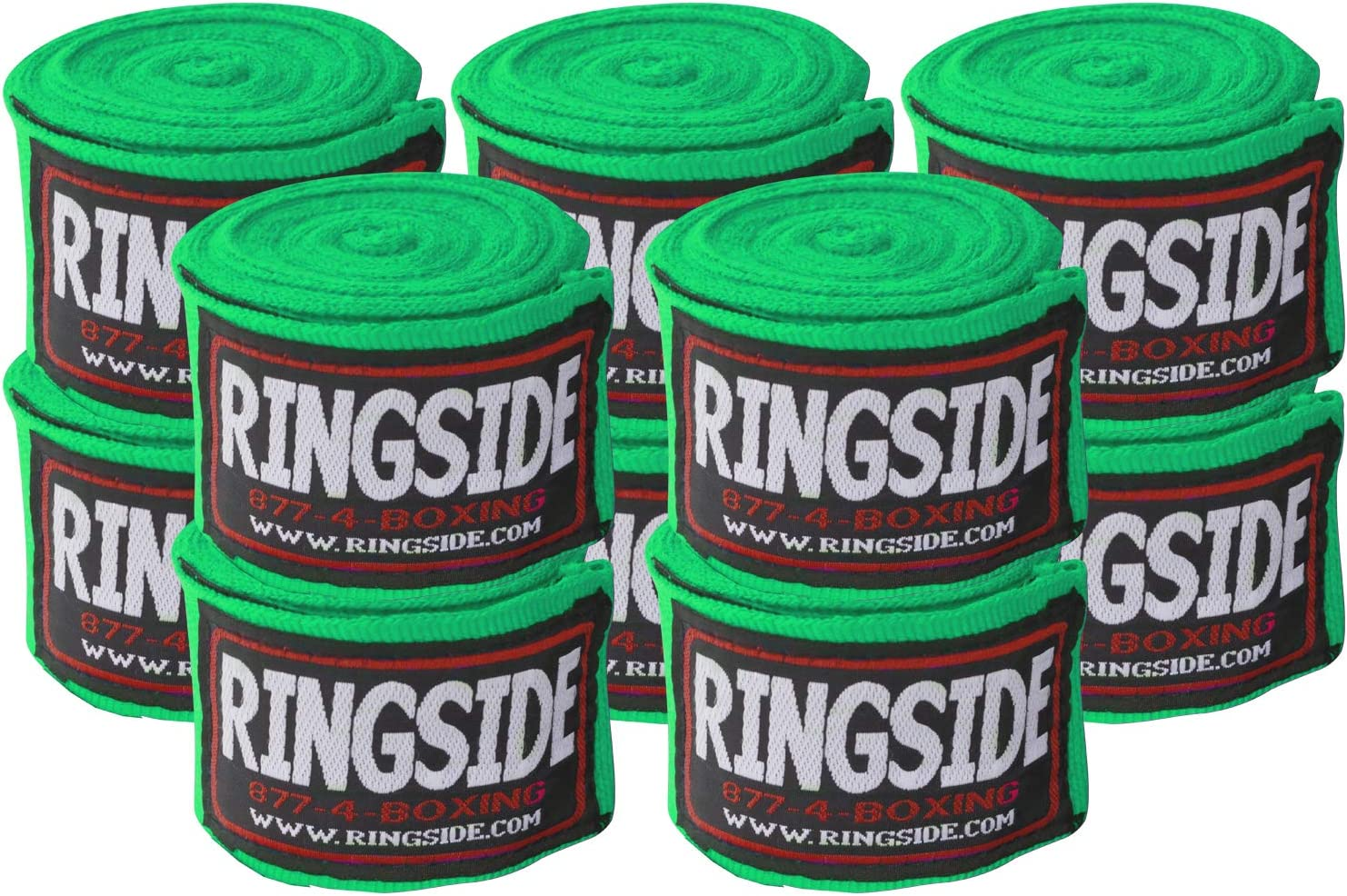 Ringside Mexican Style Boxing Hand Wraps 5 Pairs Pack