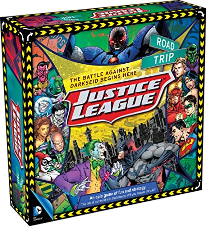 DC Universe Miniature Game Justice League-Brand New /& Sealed