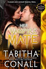 Her Vampire Mate (Colliding Worlds Book 4)