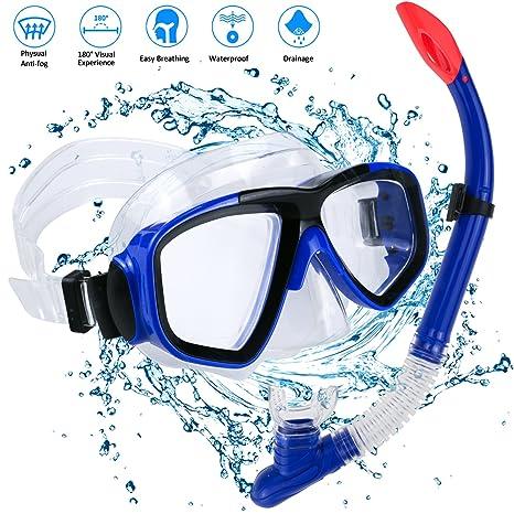 Faire de la plongée avec des lunettes de vue
