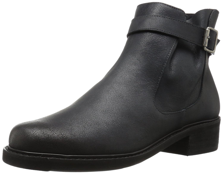 Walking Cradles Women's Devin Ankle Boot B0737GX4F6 8 XW US|Black Saddle