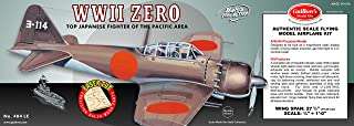 product image for Guillow's WWII Zero Laser Cut Model Kit