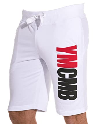 Blanc CouleurTaille Homme Ymcmb Fashion Sport Short I7fyvY6bg