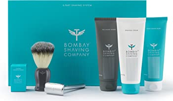Bombay Shaving Company Complete Shaving Kit System