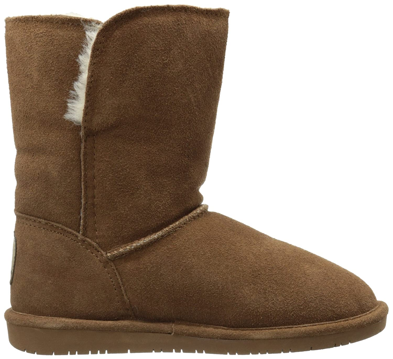 BEARPAW Women's Abigail Fashion Boot B003CYM6H6 9 B(M) US|Hickory