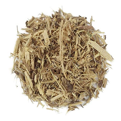 Frontier Co-op Licorice Root, Cut Sifted, Certified Organic, Kosher 1 lb. Bulk Bag Glycyrrhiza species