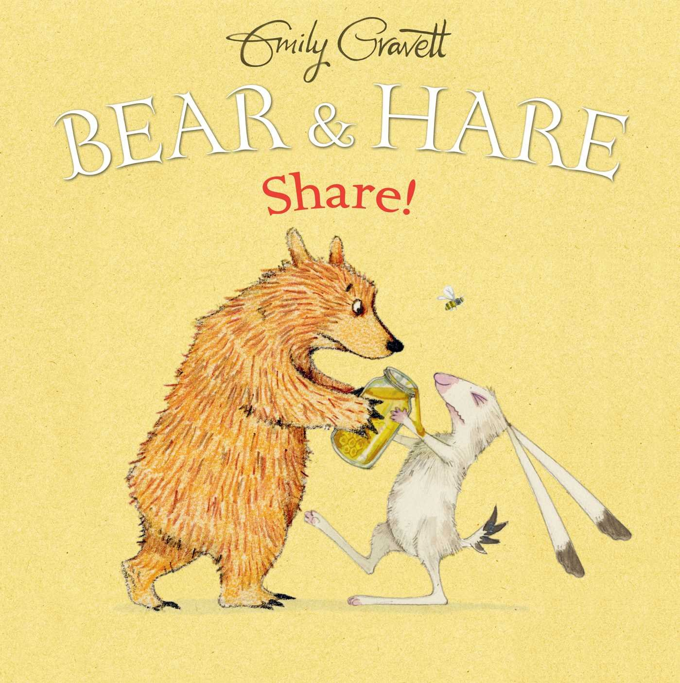 Download Bear & Hare Share! pdf epub