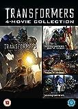 Transformers - 4 Movie Collection [Edizione: Regno Unito] [Edizione: Regno Unito]