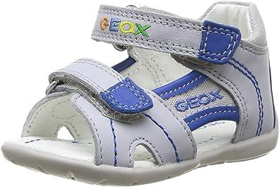 Relámpago escribir una carta Mirar fijamente  Geox B Kaytan B F - Patucos de Cuero Bebé - niña: Amazon.es: Zapatos y  complementos