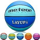 Pallone Basket Palla da Basket Basketball Taglia 4 - Dimensione Bambini Giovani da Basket Ideale per Formazione - Gonfiabili Pallacanestro Mini con Superficie Antiscivolo Layup