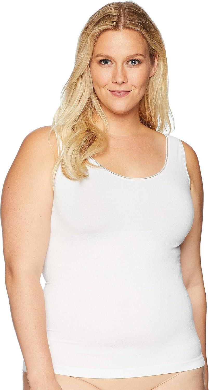 Yummie Womens Seamless Reversible Shapewear Tank yt5-164