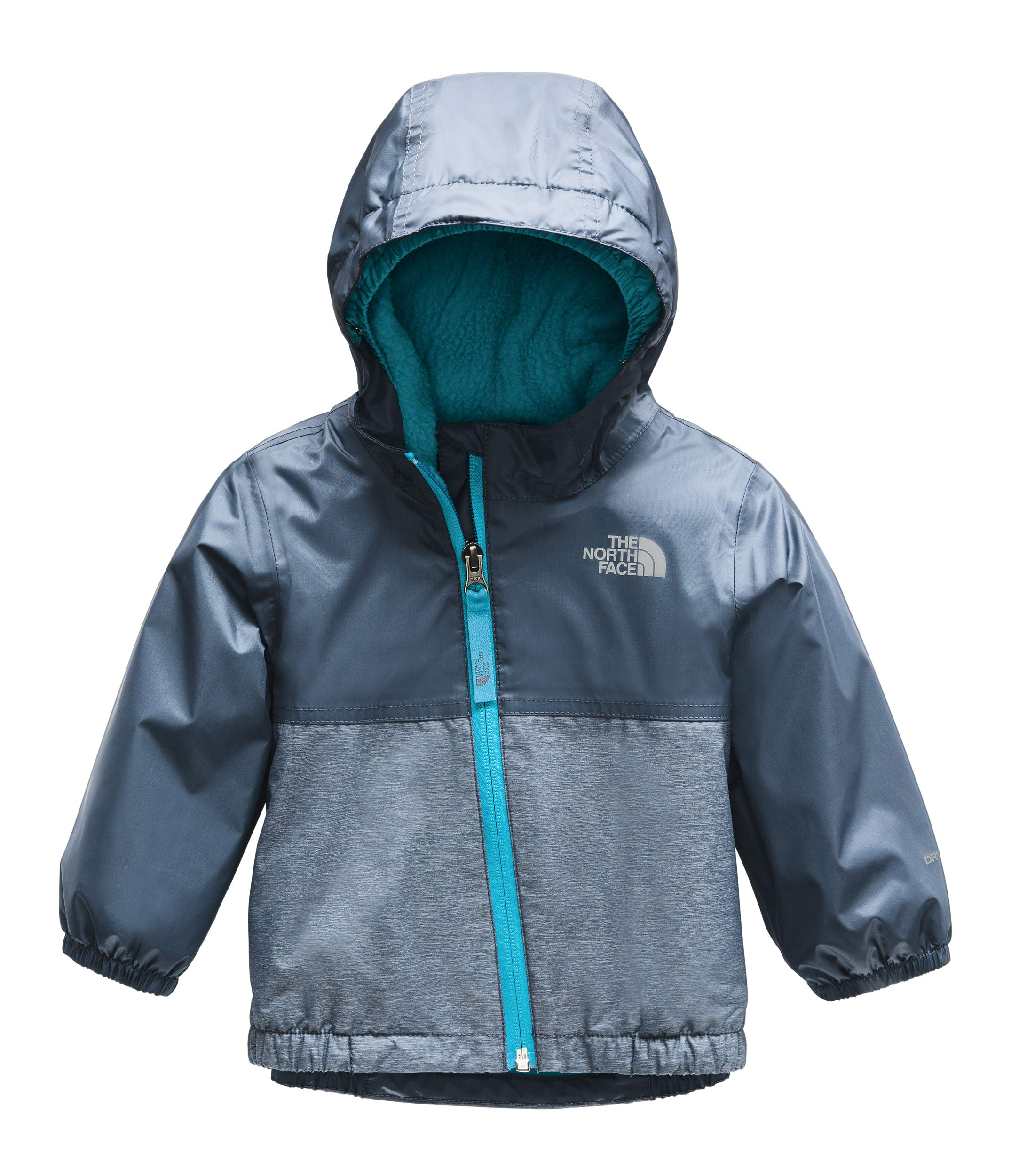 The North Face Infant Warm Storm Jacket, Shady Blue, 18M by The North Face