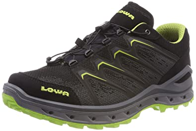 ef54e52ede4843 Lowa Men s Aerox GTX Lo High Rise Hiking Boots  Amazon.co.uk  Shoes ...