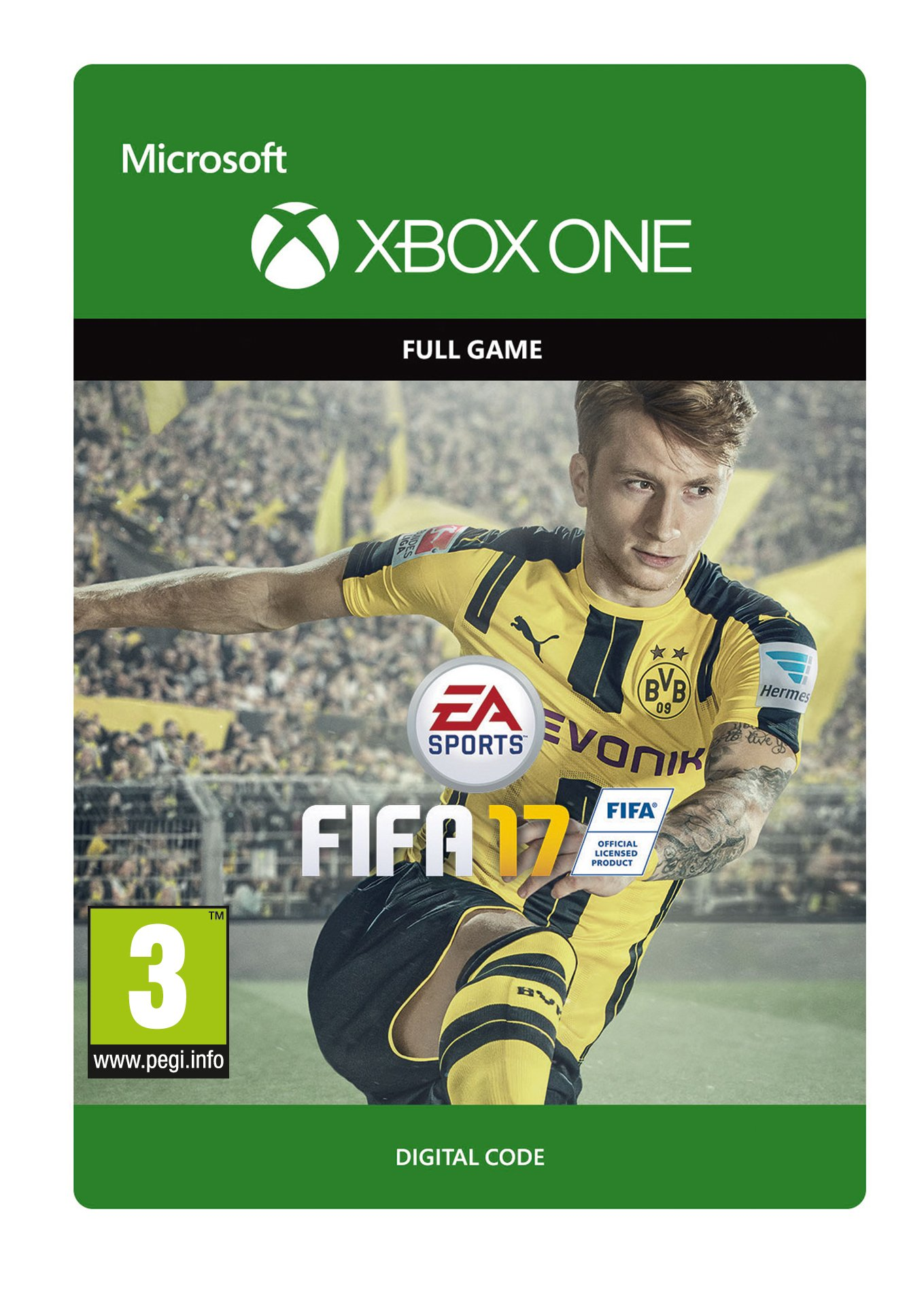 FIFA 17 - Standard Edition (Xbox One) product image