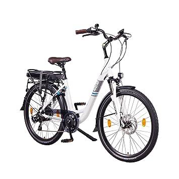"NCM Munich 36V Bicicleta eléctrica de paseo 26"" 250W Motor, 13AH 468Wh Batería de"