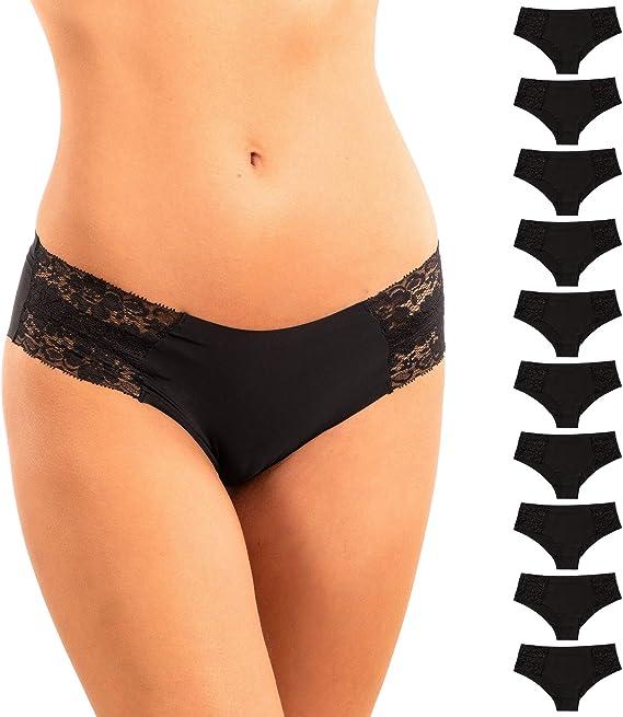 Colorblock Booty Underwear Custom Womens Colorful Cheeky Briefs Ladies Underwear Peachskin Jersey Panties
