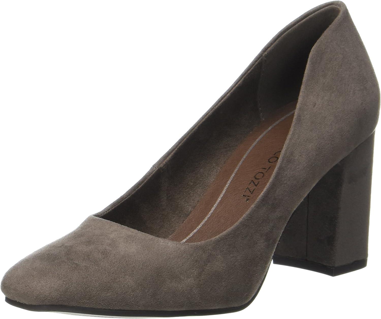 TALLA 39 EU. MARCO TOZZI 22433, Zapatos de Tacón para Mujer