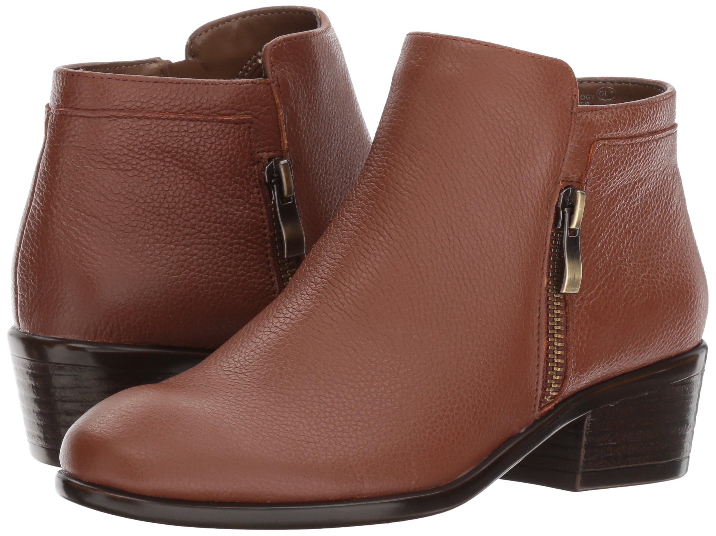Aerosoles Women's Mythology Boot, Dark Tan Leather, 9 W US by Aerosoles (Image #6)