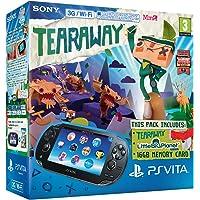 Sony PlayStation Vita WiFi Console Tearaway Bundle with LittleBigPlanet & 16GB Memory Card