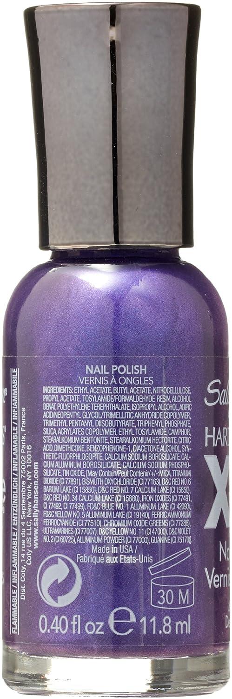 Amazon.com : Sally Hansen Hard as Nails Xtreme Wear, Deep Purple ...