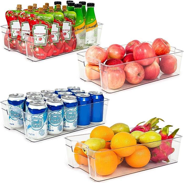 Top 9 Refrigerator Food Bins