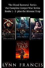 The Blood Samurai  Series The Complete Genpei War Series Books 1 - 3  plus the Kitsune Trap Kindle Edition